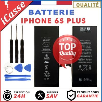 BATTERIE Haute Qualite INTERNE POUR IPHONE 6S PLUS NEUVE + KIT OUTILS