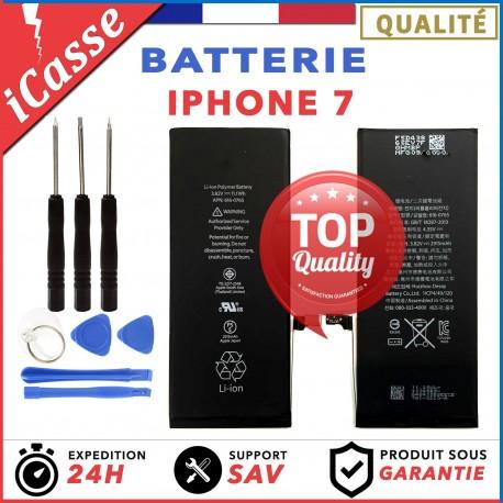 BATTERIE Haute Qualite INTERNE POUR IPHONE 7 NEUVE + KIT OUTILS