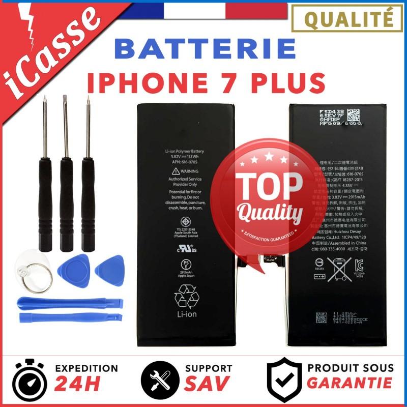 batterie haute qualite interne pour iphone 7 plus neuve kit outils ebay. Black Bedroom Furniture Sets. Home Design Ideas