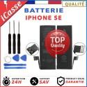 BATTERIE Haute Qualite INTERNE POUR IPHONE SE NEUVE + OUTILS