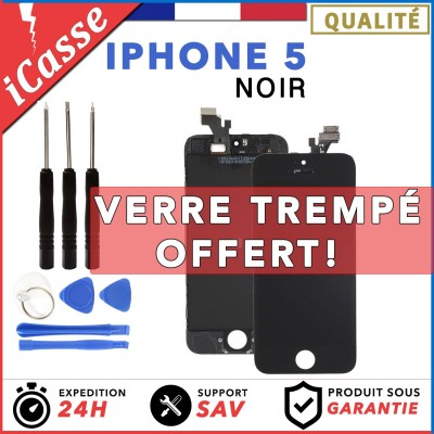IPHONE 5 LCD COMPLETE - BLACK