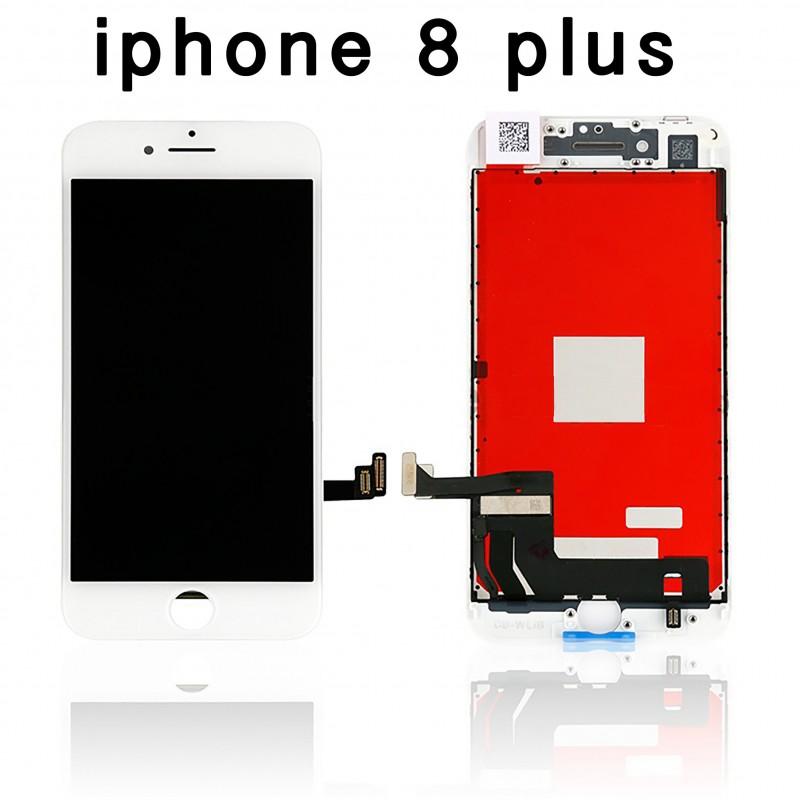 Ecran Lcd Iphone  Plus Blanc