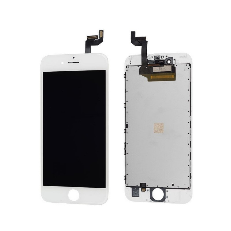vitre tactile ecran lcd retina assembl pour iphone 6s noir ou blanc icasse pi ces et. Black Bedroom Furniture Sets. Home Design Ideas