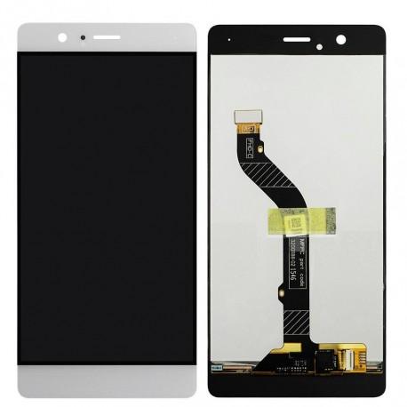 VITRE TACTILE + ECRAN LCD ORIGINAL POUR HUAWEI P9 LITE NOIR / BLANC / OR