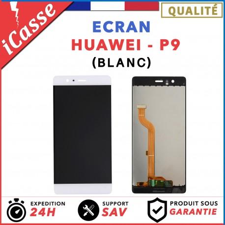 ÉCRAN COMPLET POUR HUAWEI P9 VITRE TACTILE + ÉCRAN LCD BLANC